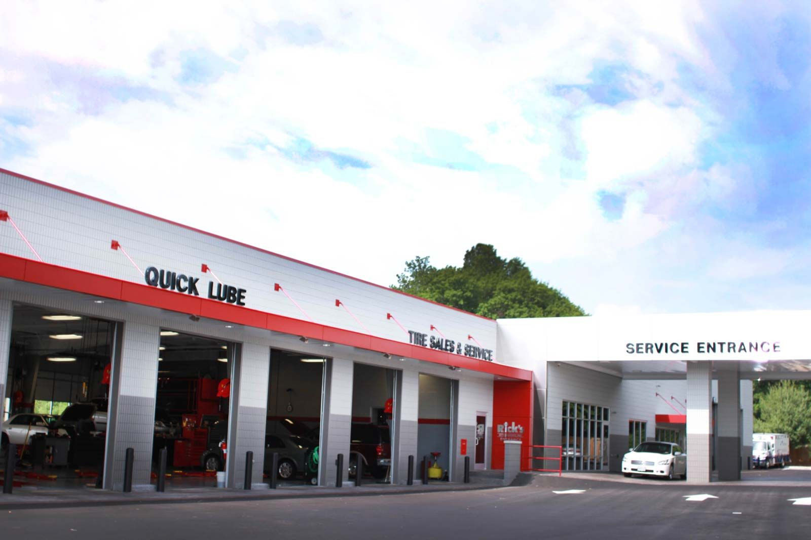 Image result for photos of auto service centers (With