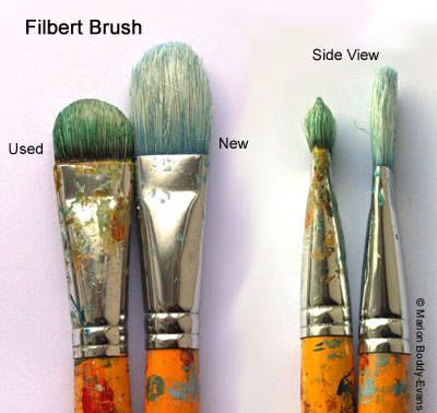Learn More About Art Paintbrushes Brush Paint Brushes Art Brushes