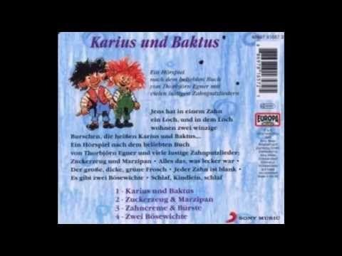 Karius und Baktus Original Hörspiel 1980 - YouTube