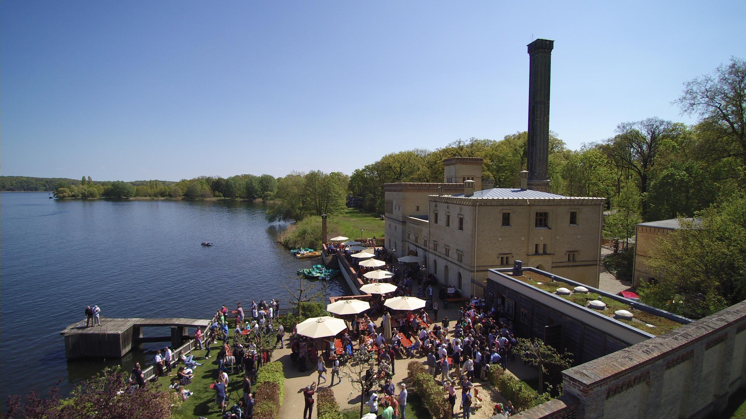 Brauerei Potsdam Restaurants In Potsdam Ab In Den Urlaub