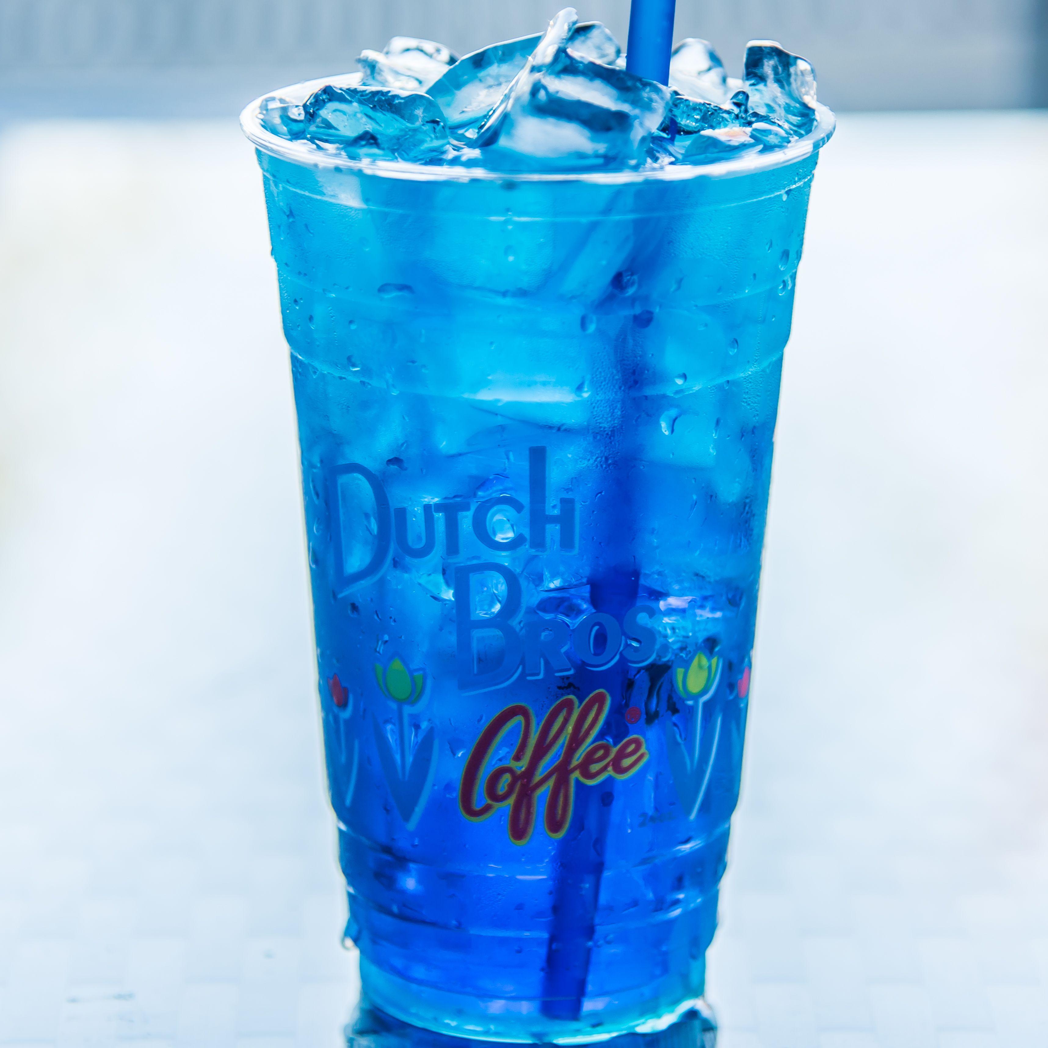Blue Raspberry Watermelon Dutch Soda. #dutchbros
