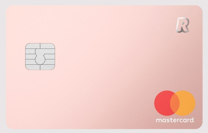 Blond Creates Stripped Back Bank Card For Financial Services Start Up Revolut Credit Card Design Credit Card Icon Cards