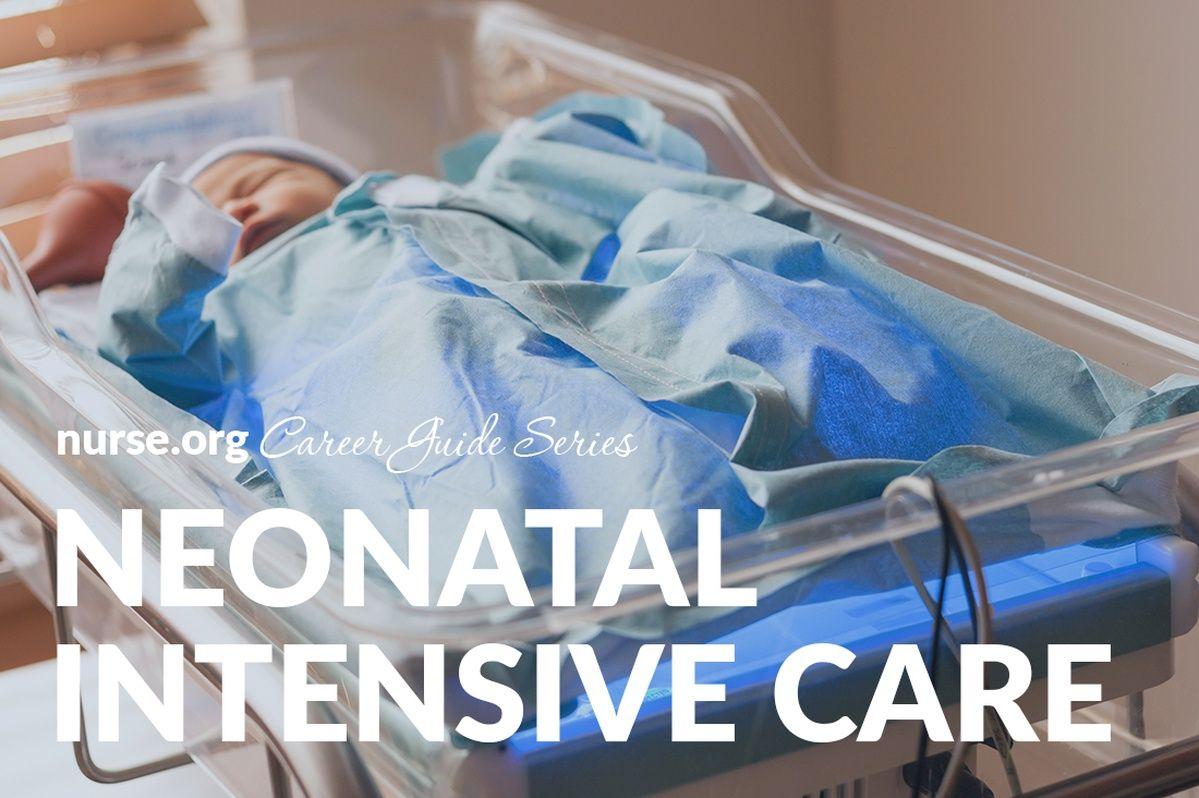 Neonatal nurse career guide