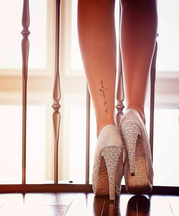 bcef171706463 101 Sexy Ankle Tattoo Designs that will flaunt your Walk | Things I ...