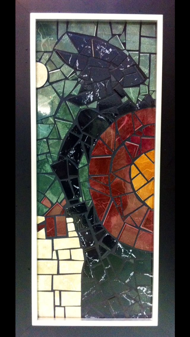 mosaico de don quijote puerto rico art don quixote mosaic On mosaicos puerto rico
