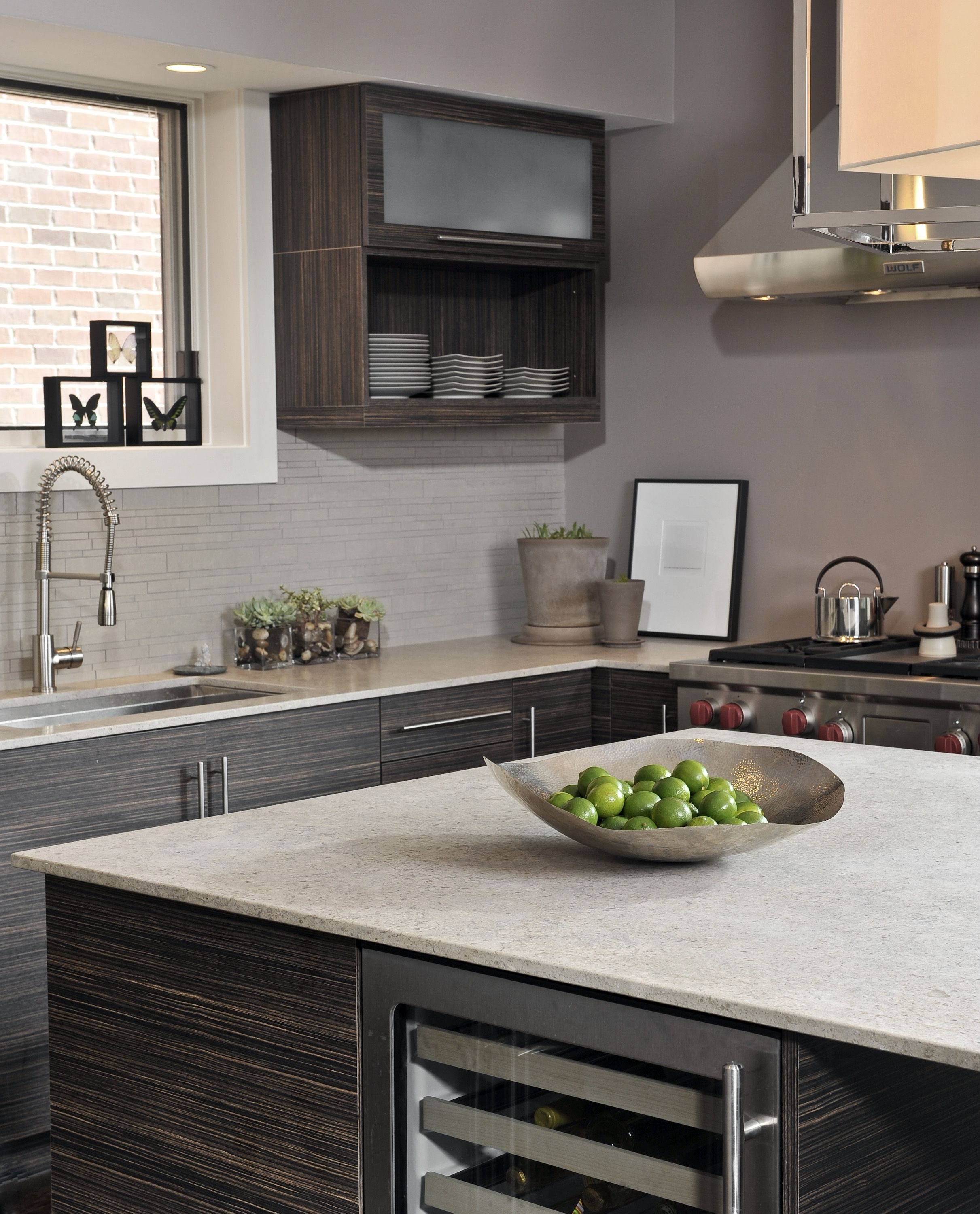 Stone Island top & Countertops K1004 by Marble Emporium ...