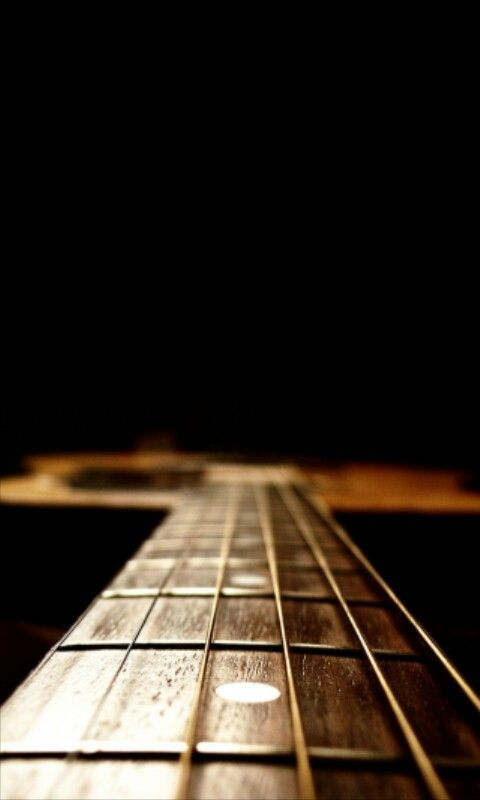 I Believe In The Power Of Music Guitar Guitar Wallpaper Iphone