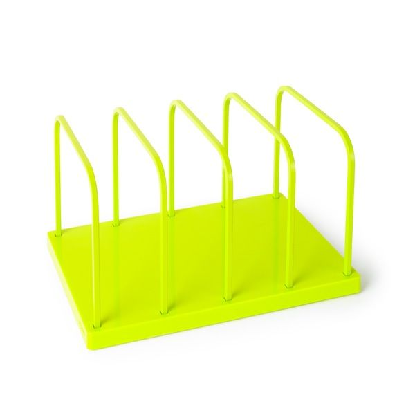 Genial Poppin Lime Green File Sorter | Desk Accessories | Cool Office Supplies  #workhappy