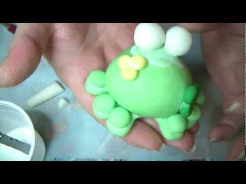 ▶ Pasta di Mais - Tutorial Ranocchia - 3° parte - YouTube