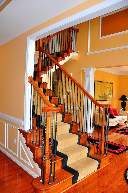 new staircase