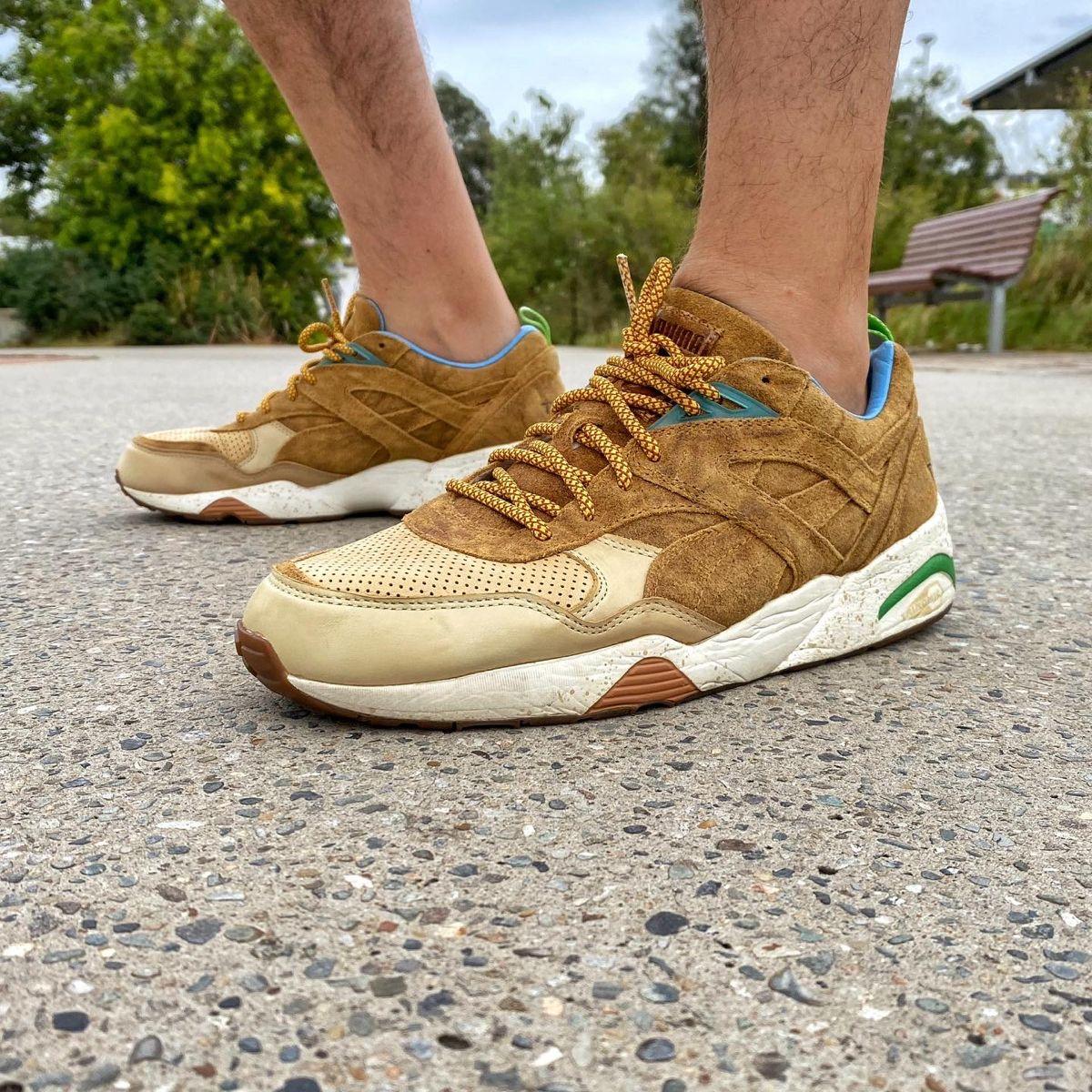 260 Sneakers: Puma Trinomic R698 ideas in 2021 | sneakers, puma, pumas