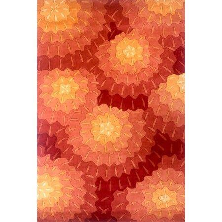 Momeni New Wave Collection NW-69 Orange Rug http://www.arearugstyles.com/momeni-new-wave-collection-nw-69-orange-rug.html