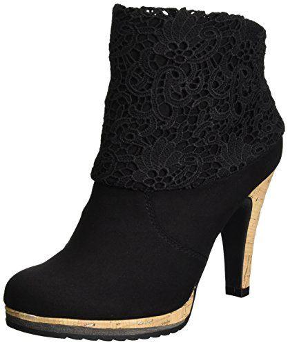 Marco Tozzi 25302, Bottes Classiques Femme: Amazon.fr: Chaussures et Sacs