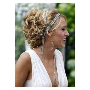 blake lively big curly updo hairstyle