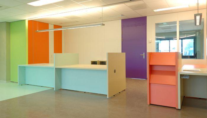 Kleurrijk...Vos interieur - martini ziekenhuis | Educación ...