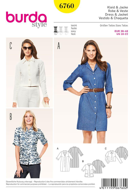 Simplicity Creative Group - Burda Style Dresses   Burda style ...
