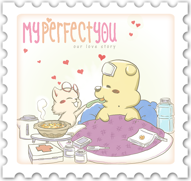 My Perfect You | Stamps https://www.facebook.com/MyPerfectYou http://tapastic.com/series/My-Perfect-You http://www.myperfectyou.com/#!blank/c1b3k