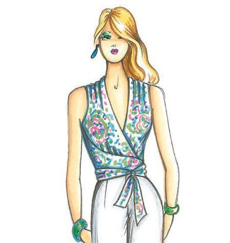 F3661, Marfy Dress | marfy | Pinterest
