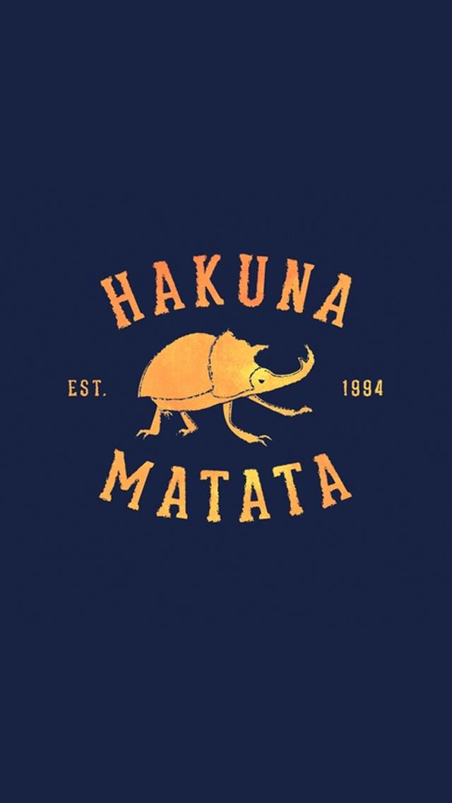 Hakuna Matata Wallpaper Wallpapersafari Wallpaper Iphone Disney Quotes Disney Disney Quotes