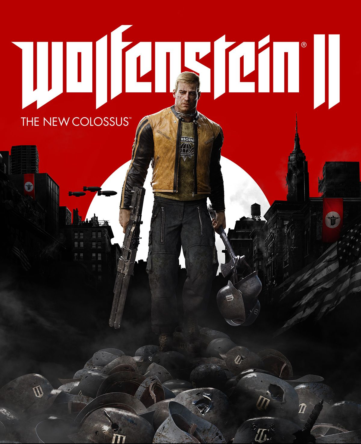 Wolfenstein II: The New Colossus | Video Games | Ps4 games