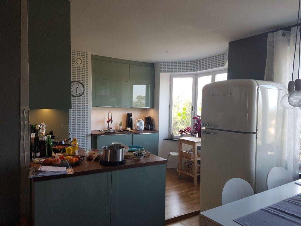Best Ikea Metod Kallarp Barkarboda Ikea Kitchen Green 640 x 480