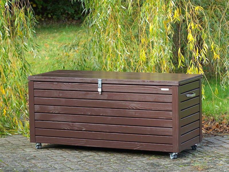 Auflagenbox Kissenbox Wasserdicht Atmungsaktiv Auch In Grosse Oder Farbe Nach Wunsch Auflagenbox Kissenbox Gartenbox Holz