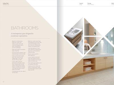 Property Brochure Spread – Property Brochure