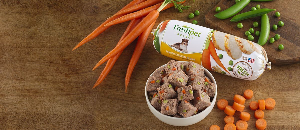 Freshpet natural pet food and treats for dogs cats