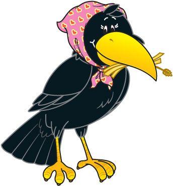 crow4 jpg 344 371 im genes de carson pinterest clip art rh pinterest co uk