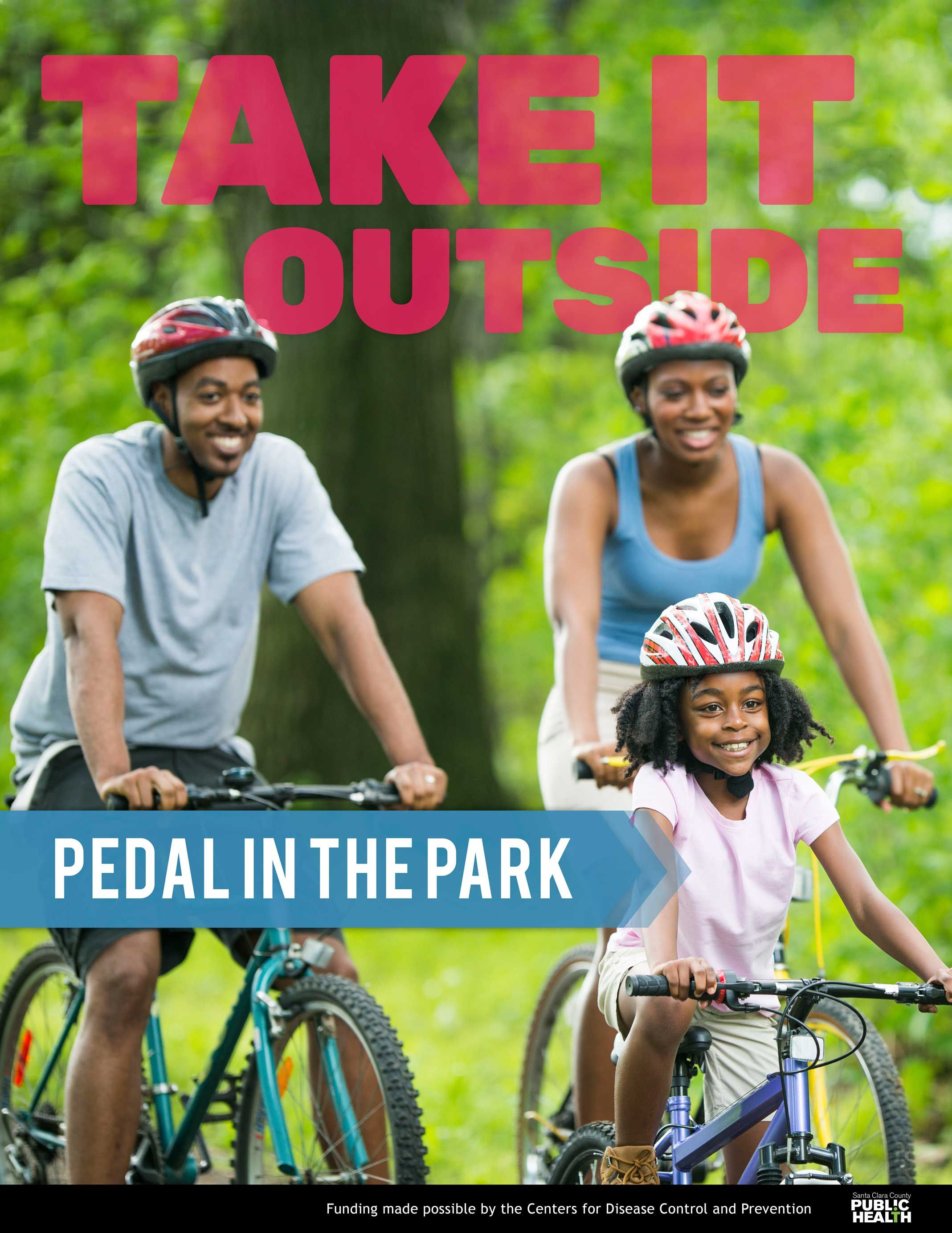Learn about our Take it Outside campaign, combining active