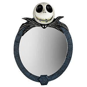 Jack Skellington Mirror