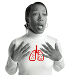 Unexplained shortness of breath is one of the leading signs of a #heartattack. Make the Call. Don't Miss a Beat.