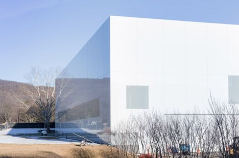 Corning Museum Of Glass Wing Designed By Thomas Phifer And Partners Corning Museum Of Glass Glass Museum Architecture Exterior