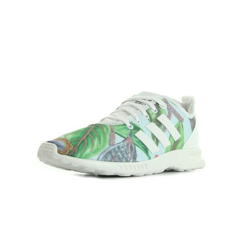 adidas ZX Flux Smooth W | Sneakers, Baskets, Chaussure sport