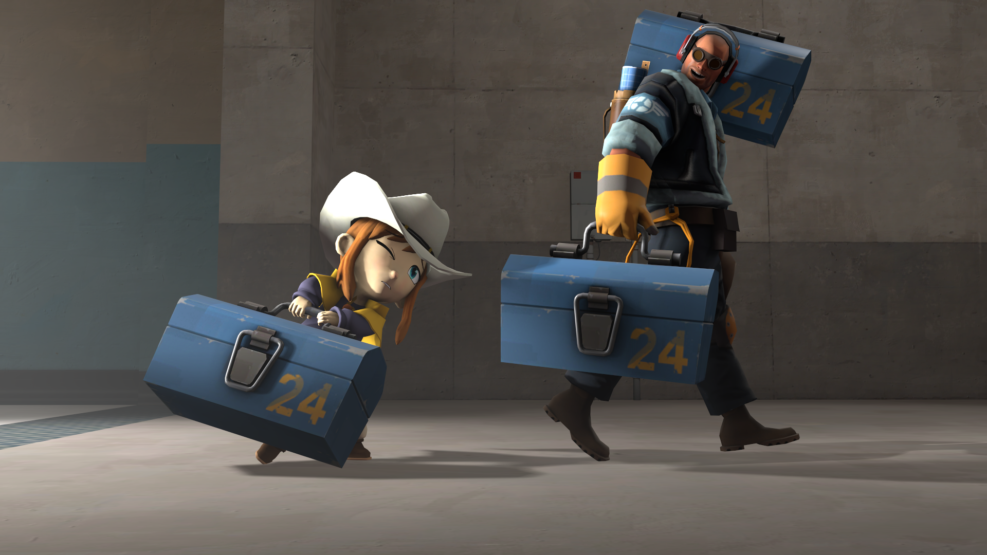 A Hat In Time Hat In Time Team Fortress 2