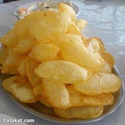 طريقة عمل البطاطس المنفوخه والمقرمشه Egyptian Food Recipes Cooking Recipes