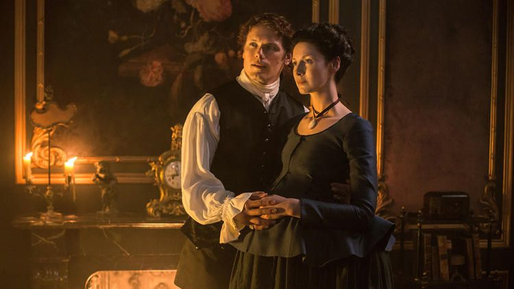 Starz premiere date for 'Outlander' season two
