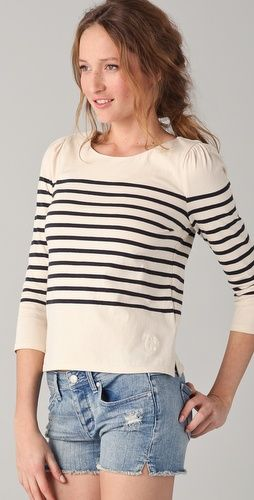 Juicy Couture Stripped Top
