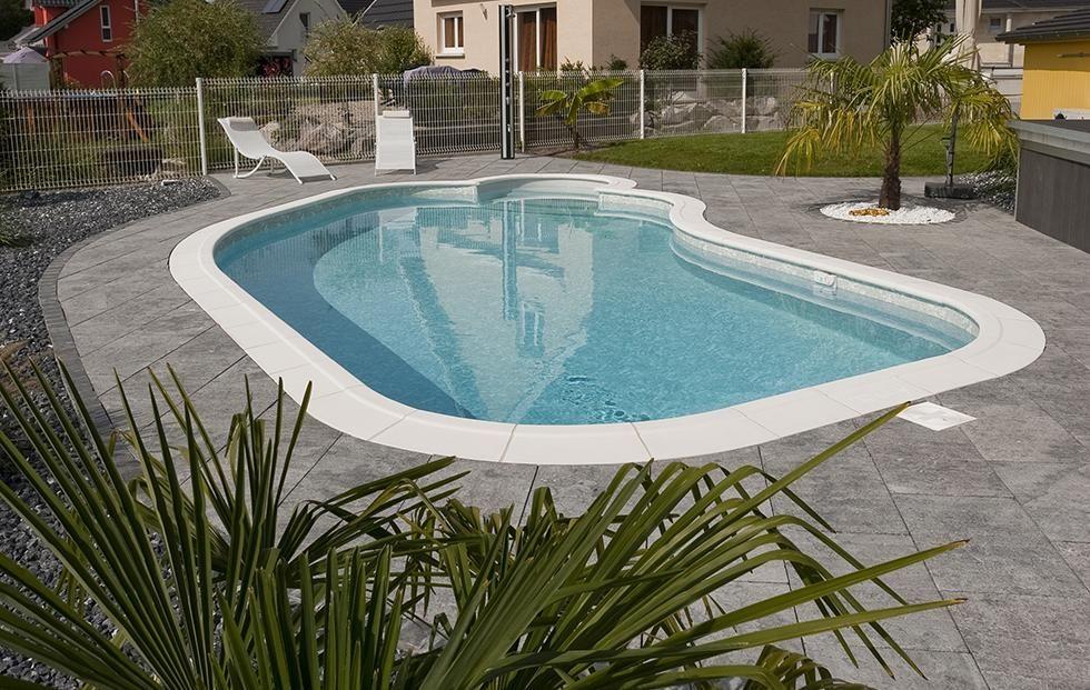 Piscine Waterair Valérie avec escalier paso piscine Pinterest Envy