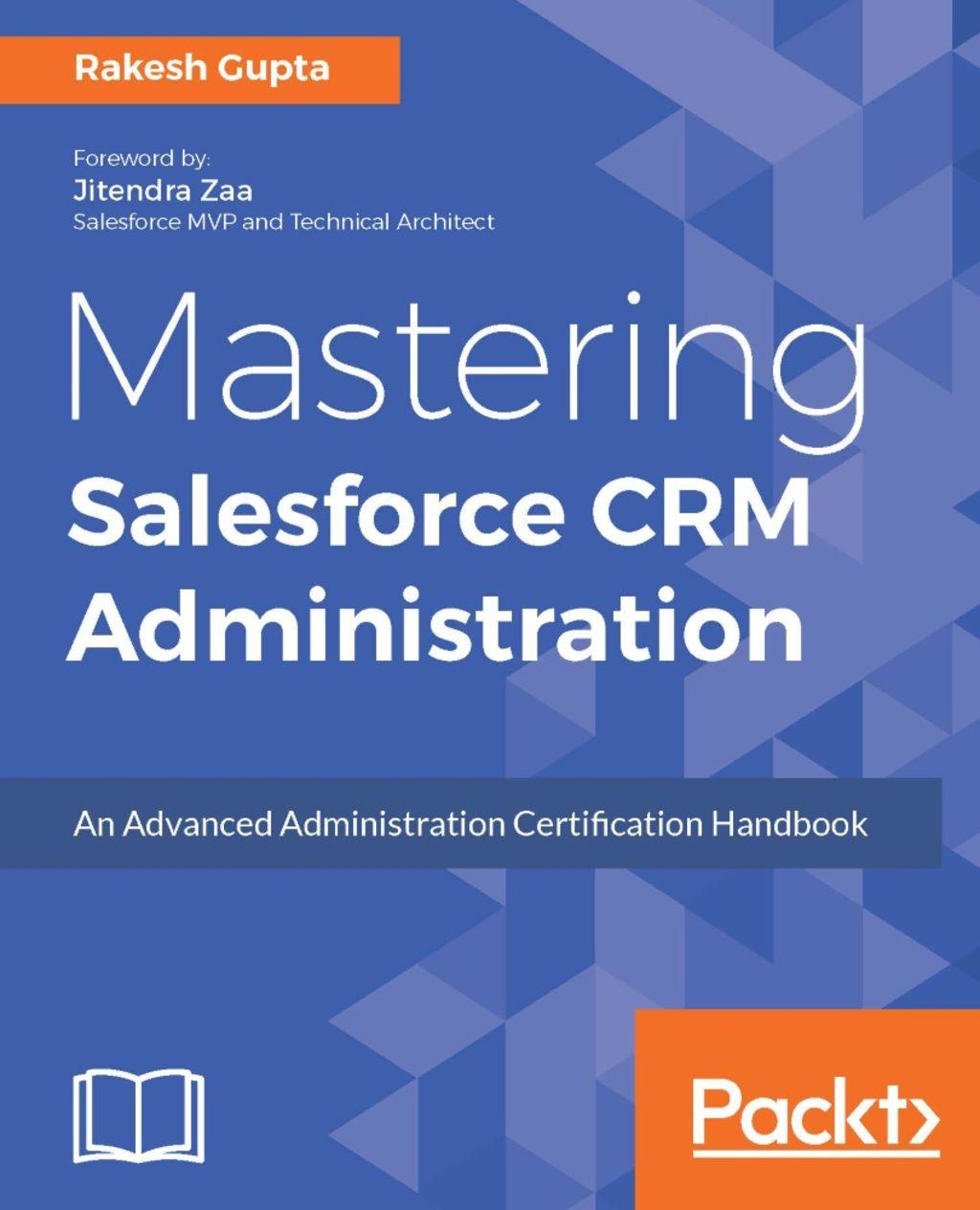 Mastering Salesforce Crm Administration Ebook Web Application