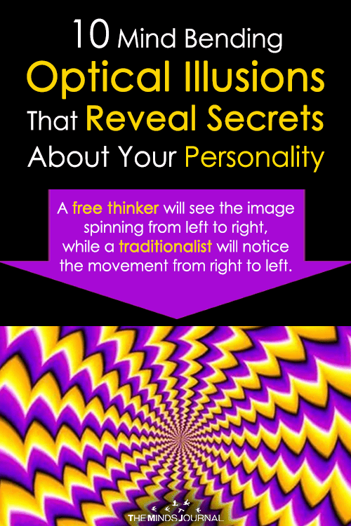 optical personality illusions mind bending themindsjournal reveal secrets help test