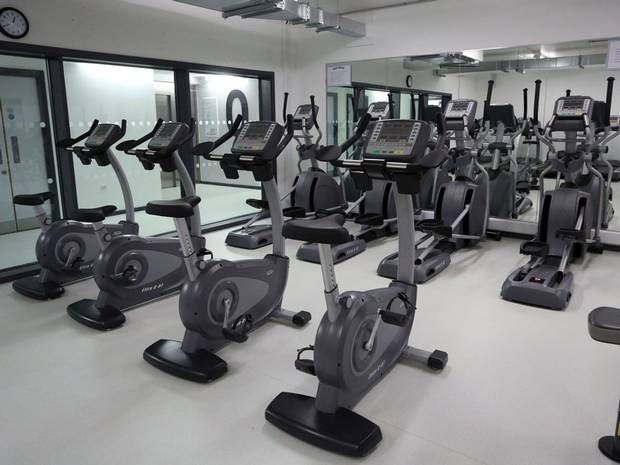 Septuagenarians Go To The Gym More Than Any Other Age Group