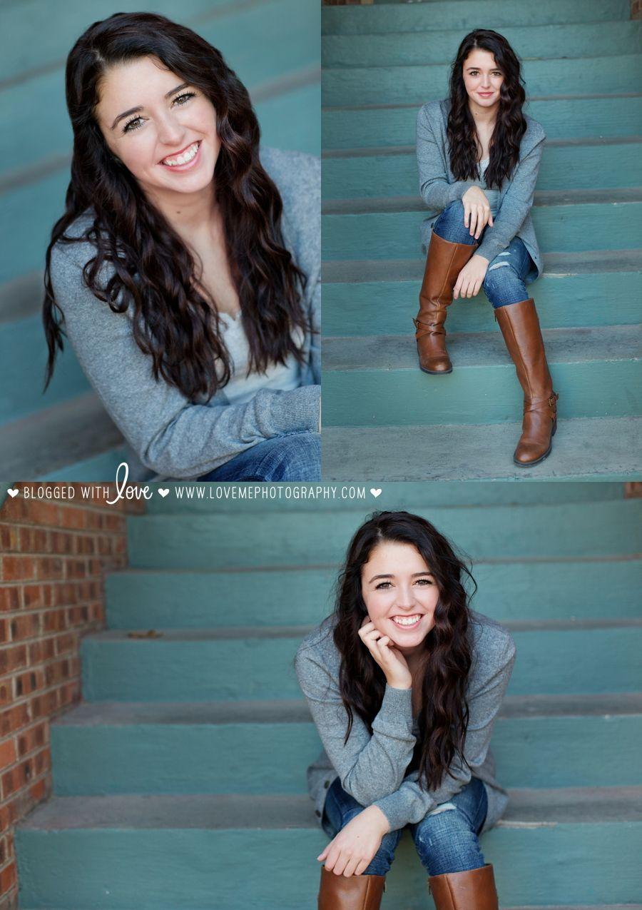 Senior girl poses Senior Locations Decatur, TX