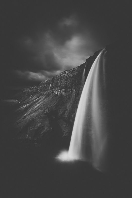 One dark flow a black and white project by kimmo savolainen photography