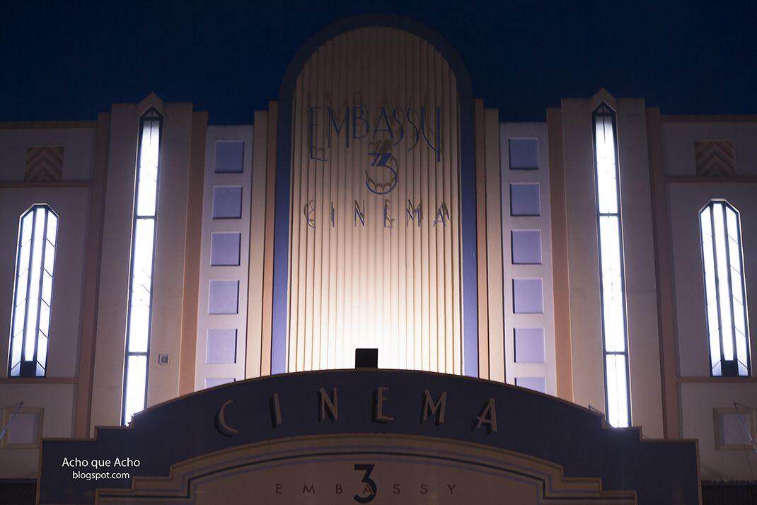 Sala de Cinema em Whanganui, Nova Zelândia