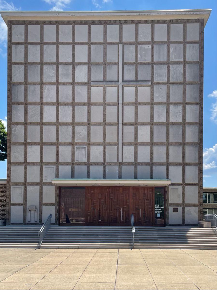 First Christian Church Columbus Indiana