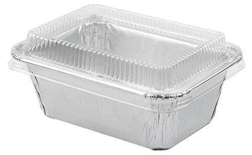 Durable Foil Mini Loaf Bread Pan Mini Cake Pan 31116 Disposable