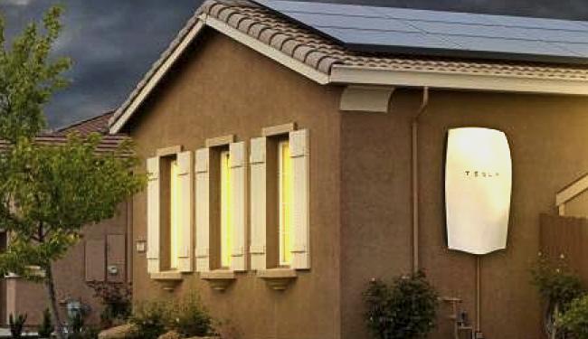 Elon Musk S Tesla Battery Solarcity S Solar Systems Clean Energy Future Ecowatch Solar Power House Cheap Solar Panels Solar