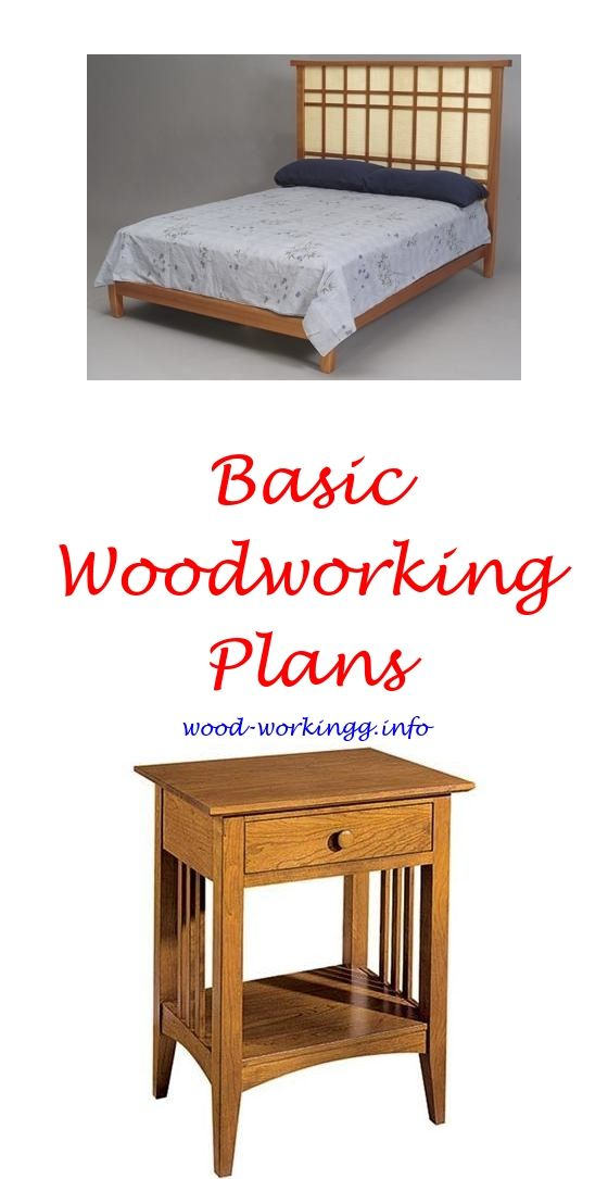 King Bed Frame Woodworking Plans