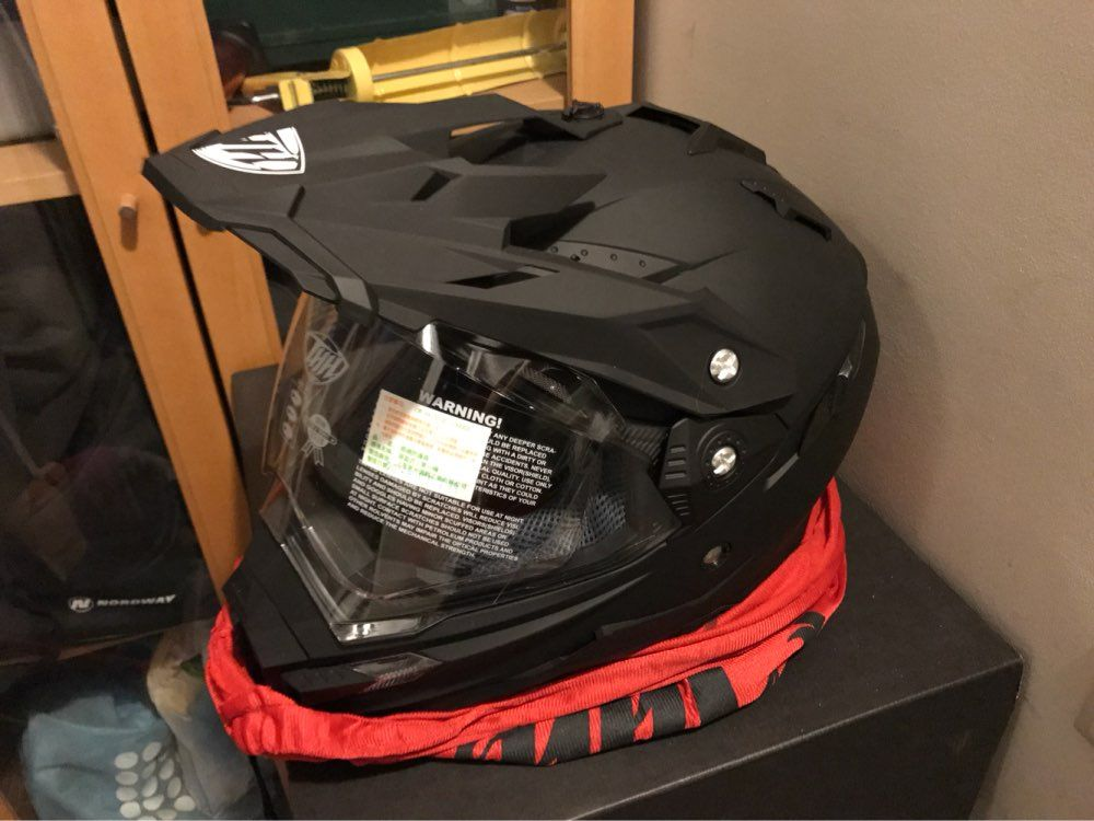 Thh Mens Moto Rcycle Casque Moto Rbike Casque Moto Cross Casques